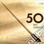50 best overtures cd musicale di Artisti Vari