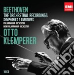 Beethoven: symphonies & overtures (limit cd musicale di Otto Klemperer