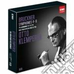 Bruckner: symphonies 4-9 (limited) cd musicale di Otto Klemperer