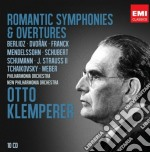 Romantic symphonies (limited) cd musicale di Otto Klemperer
