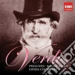 Verdi anniversary: preludes, ballet & ch cd musicale di Riccardo Muti