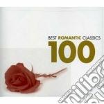 100 best romantic piano classics cd musicale di Artisti Vari