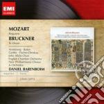 Mozart Wolfgang Amadeus - Barenboim Daniel - Masters: Mozart Requiem, Bruckner Te Deum cd musicale di Daniel Barenboim