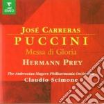 Puccini Giacomo - Pappano Antonio - Masters: Puccini Messa Di Gloria cd musicale di Antonio Pappano
