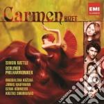 Bizet: carmen (limited) cd musicale di Simon Rattle