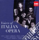 Voices Of Italian Opera (limited) (5cd) cd musicale di Artisti Vari