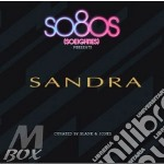 So 80's presents sandra 1984-1989 cd musicale di Sandra