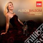 Alison Balsom - Italian Concertos cd musicale di Alison Balsom
