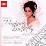 ANTONIO PAPPANO: MADAMA BUTTERFLY NEW ED  cd musicale di Antonio Pappano