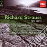 GEMINI: STRAUSS TONE POEMS                cd musicale di Wolfgang Sawallisch