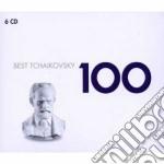 100 best tchaikovsky cd musicale di ARTISTI VARI