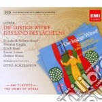 New opera series: lehar das land des... cd musicale di Otto Ackermann