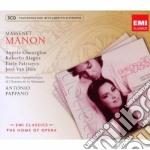New opera series: massenet: manon cd musicale di Antonio Pappano