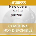 New opera series: puccini butterfly cd musicale di KARAJAN HERBERT VON