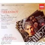 New opera series: puccini turandot cd musicale di Tullio Serafin