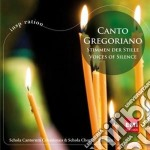 INSPIRATION SERIES: CANTO GREGORIANO      cd musicale di AA.VV.