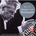 INSPIRATION SERIES: BEST OF KARAJAN       cd musicale di KARAJAN HERBERT VON