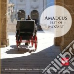 INSPIRATION SERIES: AMADEUS BEST OF MOZA  cd musicale di AA.VV.