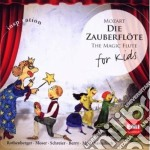 Mozart Wolfgang Amadeus - Vari Esecutori - Inspiration Series: The Magic Flute For Kids cd musicale di AA.VV.