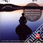 Inspiration Series - Music Of Silence cd musicale di AA.VV.