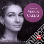 Callas Maria - Inspiration Series: Best Of Maria Callas cd musicale di CALLAS MARIA