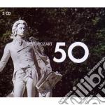 50 BEST MOZART                            cd musicale di Artisti Vari
