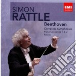 Beethoven - Rattle Simon - Simon Rattle Edition: Beethoven (9cd) cd musicale di Simon Rattle