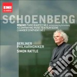 Schoenberg - Orchestral Works - Rattle/Bpo cd musicale di Simon Rattle
