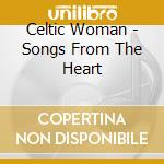 Song from the heart cd musicale di Woman Celtic