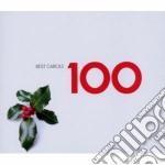 100 BEST CAROLS  (BOX 6 CD) cd musicale di ARTISTI VARI