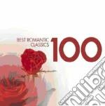 Vari Autori - Vari Esecutori - 100 Best Romantic Classics (6cd) cd musicale di ARTISTI VARI