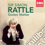 Complete mahler symphonies cd musicale di Simon Rattle