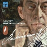 Rachmaninov - The Very Best Of (2 Cd) cd musicale di Artisti Vari