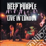 LIVE IN LONDON (2007 REMASTER) cd musicale di DEEP PURPLE