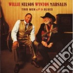 TWO MEN WITH THE BLUES cd musicale di NELSON-MARSALIS
