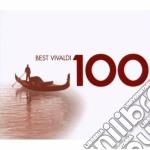 100 BEST VIVALDI  (BOX 6 CD) cd musicale di ARTISTI VARI