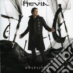 OBSESSION cd musicale di HEVIA