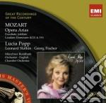Mozart Wolfgang Amadeus - Popp Lucia - Groc: Mozart Arie D'opera E Di Musica Sacra cd musicale di Lucia Popp
