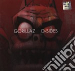 D-SIDES cd musicale di GORILLAZ