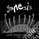 LIVE OVER EUROPE cd musicale di GENESIS