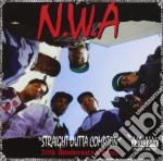 Nwa - Straight Outta Compton cd musicale di N.w.a.