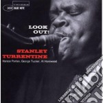 Stanley Turrentine - Rvg: Look Oute' cd musicale di Stanley Turrentine