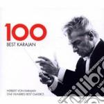 100 BEST KARAJAN cd musicale di ARTISTI VARI