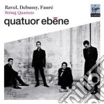 Quatuor Ebene - Quartetti Per Archi cd musicale di Ebene Quatuor