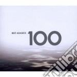 100 BEST ADAGIOS  (BOX 6 CD) cd musicale di ARTISTI VARI