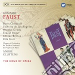 New opera series: gounod faust cd musicale di Andr� Cluytens