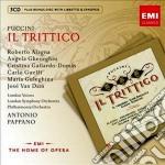 New opera series: puccini il trittico cd musicale di Antonio Pappano