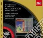 New opera series: r. strauss ariadne auf cd musicale di Kent Nagano