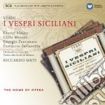 New opera series: verdi i vespri sicilia cd musicale di Riccardo Muti