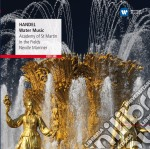 Red line: handel water music cd musicale di Neville Marriner